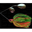 BERTI Spinnerbait Gigant B&S S-03-973 17g Colorado-Indiana Fire-Tiger