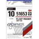 OWNER Float Rigger 51653 Size 10 qty 12
