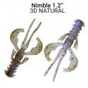 CRAZY FISH Nimble 1.2inch 76-30-3d-6