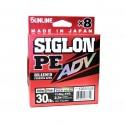 SUNLINE Siglon PE ADV x8 5.0 35.0kg 300m Multi Color