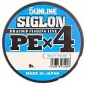 SUNLINE Siglon PE x4 1.2 9.2kg 100m Multi Color