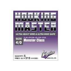 Gran Nogales Hooking Master, MONSTER- Class 6/0