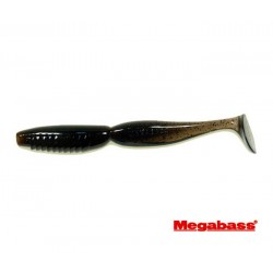 "Megabass Spindle Worm ""4"" (Uchida Zarigani)"