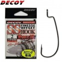 DECOY Worm 19 SS Hook 9tk Size 1